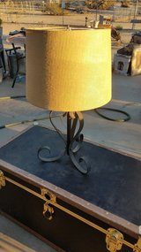 Lamp..... in Yucca Valley, California