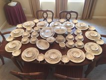 Haviland China set in Appleblossom pattern in Oswego, Illinois