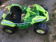 Power wheel comes with battery no charger in Fort Riley, Kansas