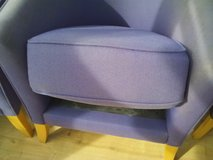 tub chairs  2 purple in Lakenheath, UK