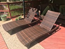 REDUCED!!!!   Poolside Chaise Lounge Chairs (2) in Spring, Texas
