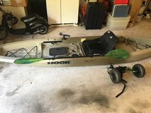 ASCEND 10T Fishing Kayak (REDUCED to sell!!) in The Woodlands, Texas