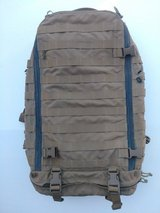 Medical Assault Pack with inserts in Camp Pendleton, California