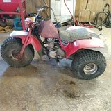 Honda ATC250m in Fort Polk, Louisiana