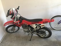Honda CRF-80 for sale(child's dirt bike) in Yucca Valley, California