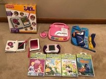 Fisher Price iXL, Leapster 2 games, VTech toys in Naperville, Illinois