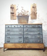 Industrial chest/buffet in Elgin, Illinois