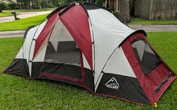 Hillary Dome Tent in Spring, Texas