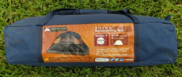 New: Ozark Trail Backpacking Tent in Spring, Texas