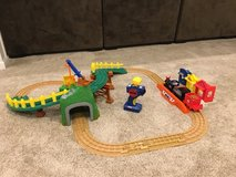 GeoTrax Remote Control Train Set in Schaumburg, Illinois