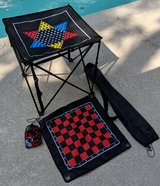 Portable Foldable Game Table in Spring, Texas