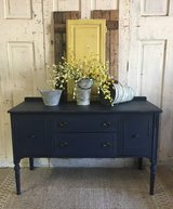 Antique Buffet- Navy in Kingwood, Texas