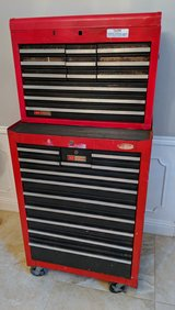 Original Craftsman Tool Chest in Kingwood, Texas