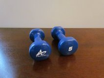 5 lb.Hand Dumbbells in Lockport, Illinois