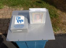 NEW FOR KEEPS SILVER PLATED PHOTO ALBUM in Oswego, Illinois