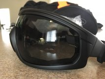 Wiley X CQC Goggles Brand New/Never Worn in Schofield Barracks, Hawaii