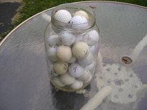 54 USED GOLF BALLS in Plainfield, Illinois