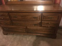 American style mart dresser and chest in Clarksville, Tennessee