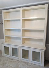 Custom Built Bookcase/Cabinet in Kingwood, Texas