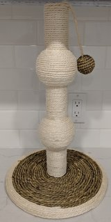 Cat Scratching Post in Spring, Texas