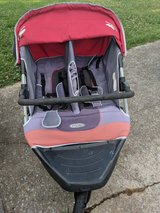 Double stroller in Clarksville, Tennessee