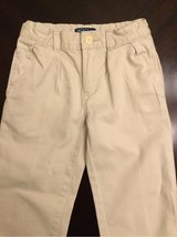 Ralph Lauren khaki pants sz 5 in Plainfield, Illinois