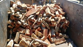 Firewood in 29 Palms, California