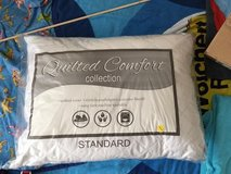 Brand new Standard size bed pillow in Oswego, Illinois