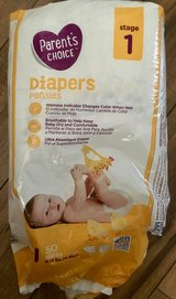 28 Count Size 1 Diapers in Alamogordo, New Mexico