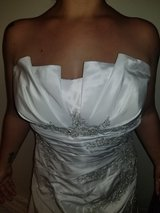 Wedding Dress & Veil in Baytown, Texas