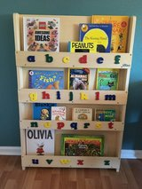 Tidy Books slim children's bookshelf in Travis AFB, California