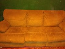 Couch with Fold out Bed in Lake Elsinore, California
