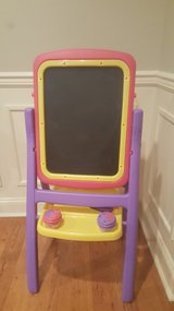 Chalk and dry erase easel in Oswego, Illinois