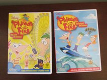 Phineas and Ferb DVDs in Bolingbrook, Illinois
