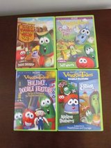 Veggie Tales DVDs in Bolingbrook, Illinois