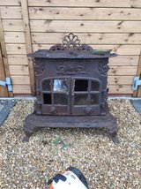 esse wood stove   Antique in Lakenheath, UK
