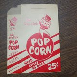 dee lish old classic never used popcorn boxes 5 of them in Lockport, Illinois