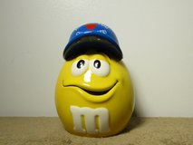 """Mars M&M's Galerie """"Honk If You Love Chocolate"""" Ceramic Candy Container 7"""" Tall in Fort Campbell, Kentucky"""