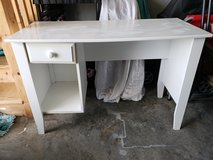 White Desk w/ cabinet in Fort Campbell, Kentucky