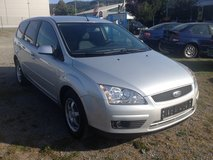 2007 FORD FOCUS , DIESEL , NEW INSPECTION !!! in Ramstein, Germany