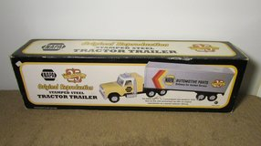 """First Gear NAPA 25th Anniversary Stamped Steel Tractor Trailer 79-0190 Size 28"""" in Clarksville, Tennessee"""