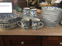 Maebata Gokusai pattern China in Fort Meade, Maryland