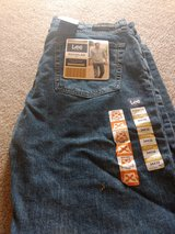Men's Lee jeans in Shorewood, Illinois