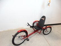 Mobo Triton Recumbent Bike in Pearland, Texas