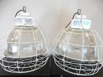 Pair of Lithonia Lighting 400W Halide Lamps in Pearland, Texas