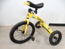 Yellow Cyco Cycle in Alvin, Texas