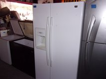 Maytag French Door Water and Ice in Door Refrigerator in Fort Riley, Kansas