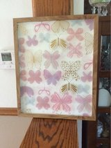 butterfly picture frame in Glendale Heights, Illinois