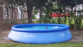 15 x 42 Easy Set Pool with filter in Fort Polk, Louisiana