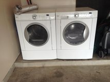 Washer &Electric Dryer. Kenmore both are in great working conditions in Kingwood, Texas